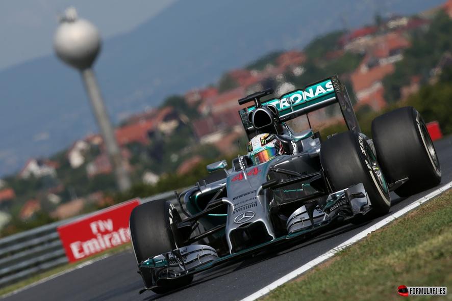 Gran Premio de Hungría 2014 Ham-fp3