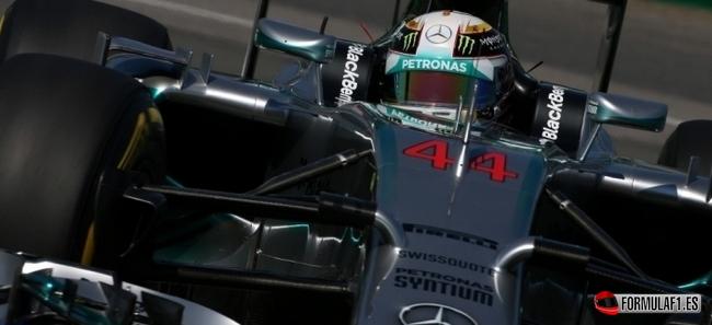 Gran Premio de Alemania 2014 Hamilton-alemania-fp2