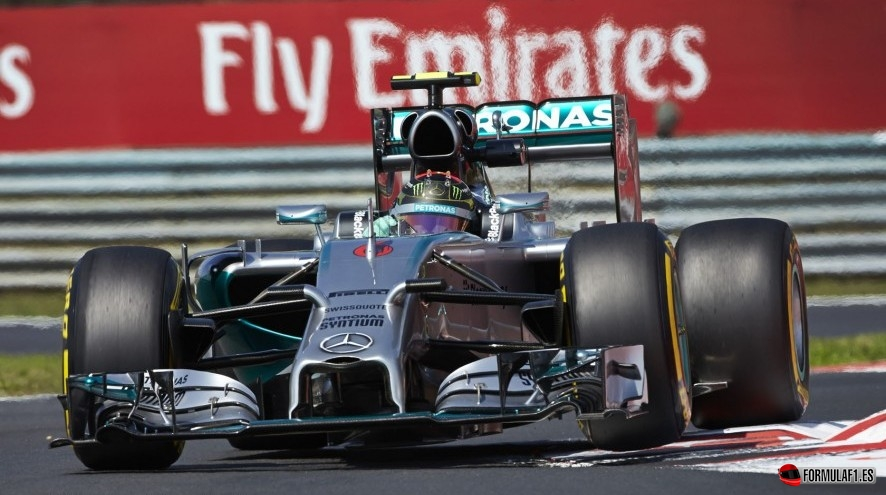 Gran Premio de Hungría 2014 Rosb4-886x590