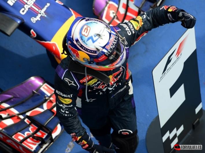 Gran Premio de Bélgica 2014 Ricciardo-consigue-la-victoria.-GP-B%C3%A9lgica-2014