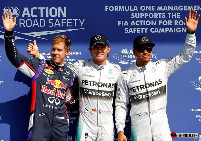Gran Premio de Bélgica 2014 Rosberg-consigue-la-Pole.-GP-B%C3%A9lgica-2014