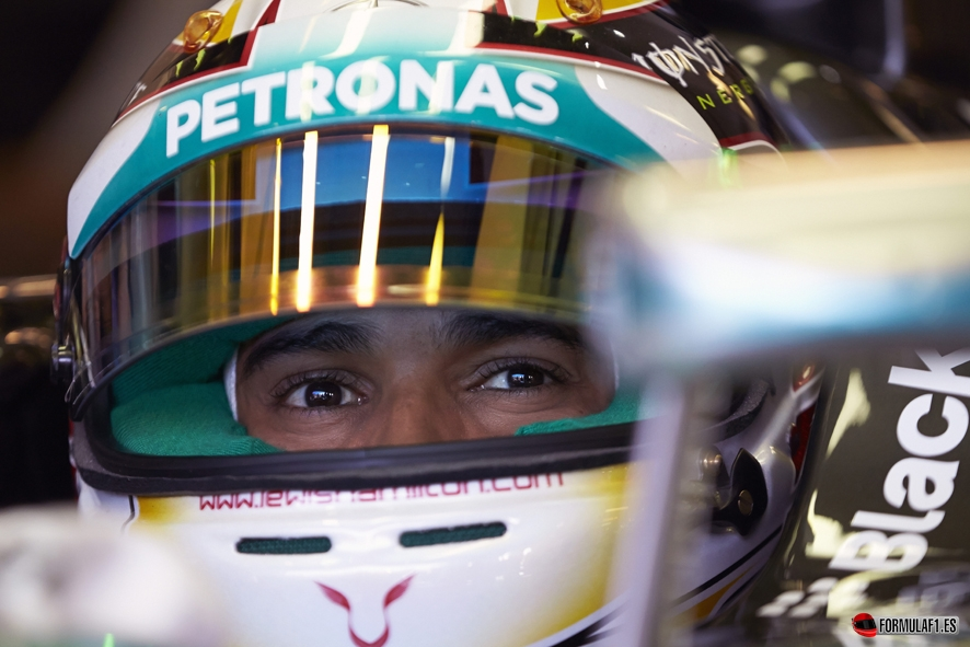 Gran Premio de Italia 2014 Ham-fp1