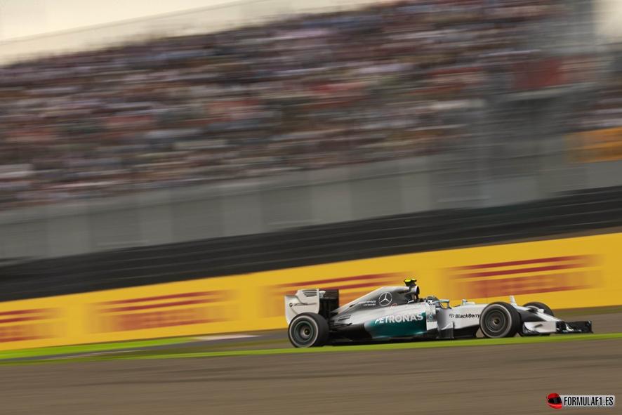Gran Premio de Japón 2014 Nico-fp3