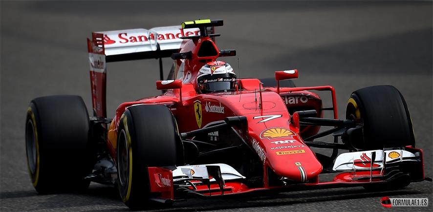 Gran Premio de Barein 2015 Rai-bah