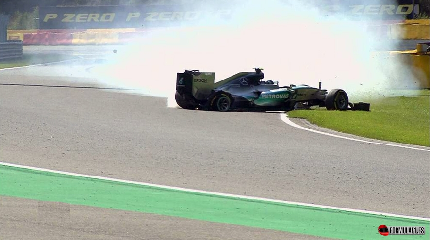Gran Premio de Bélgica 2015 Rosb-fp2-bel