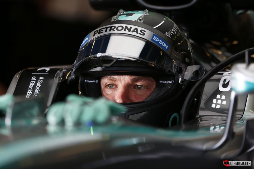 Gran Premio de Japón 2015 Rosberg-fp3