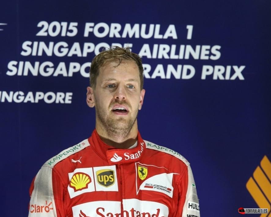 Gran Premio de Singapur 2015 - Página 2 Vettel-sing