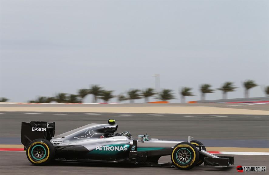 Gran Premio de Baréin 2016 Rosberg-fp1-bah