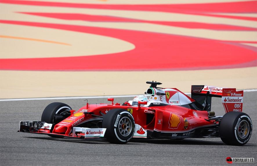 Gran Premio de Baréin 2016 - Página 2 Vettel-fp3