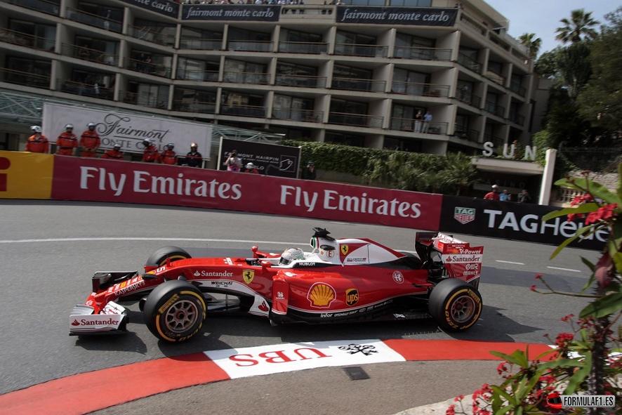 Gran Premio de Mónaco 2016 - Página 2 Vettel-monaco-fp3