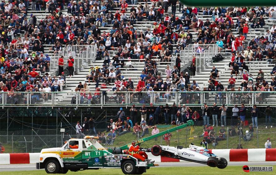 Gran Premio de Canadá 2016 Massa-Montreal-FP1