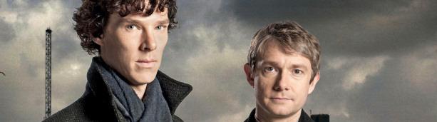'Sherlock' llegará a la parrilla de Antena 3 el próximo jueves, 12 de enero 1
