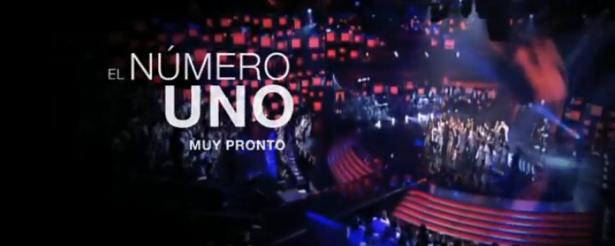 Antena 3 -- 'El Número Uno' -- Show Musical 2
