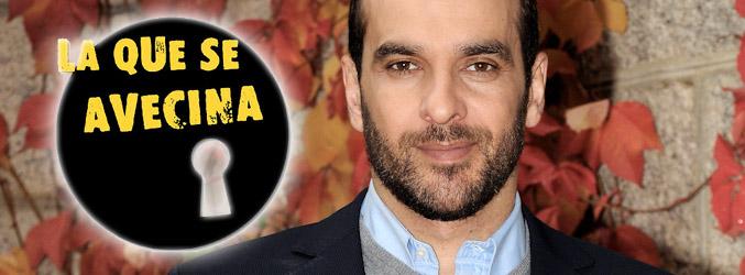 'La que se avecina' tienta a Luis Merlo para su nueva temporada 1_ab69976594