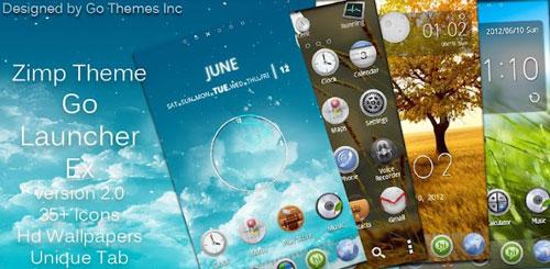 Обои для Android 1349259152_zimp-go-launcher-ex-theme1