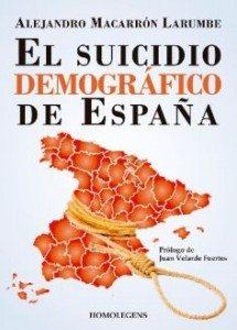 [Libro] El suicidio demográfico de España Alejandro_macarron-215x300