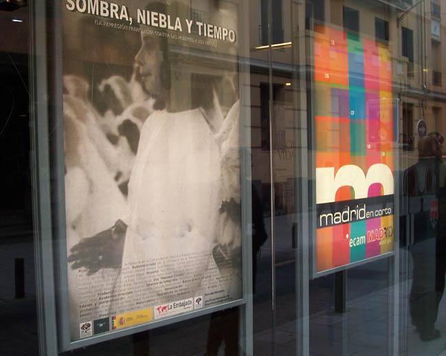 """Documental memoria historica """"Sombra, Niebla y Tiempo"""". 15_2010_03_11_Cartel"""