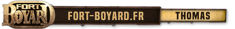 Boyard Land - France 2 - Saison 1 (2019) Userbar_thomas