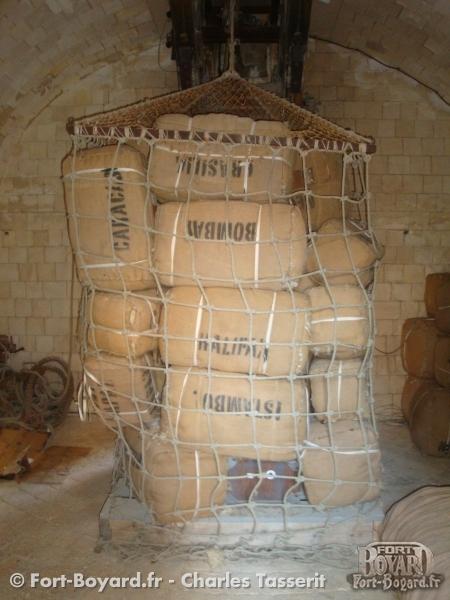 Les éléments d'origine sur le Fort Photo_405