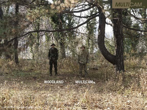 Morte proficiente do além: Técnicas e táticas para os Snipers. Multicam-vs-woodland