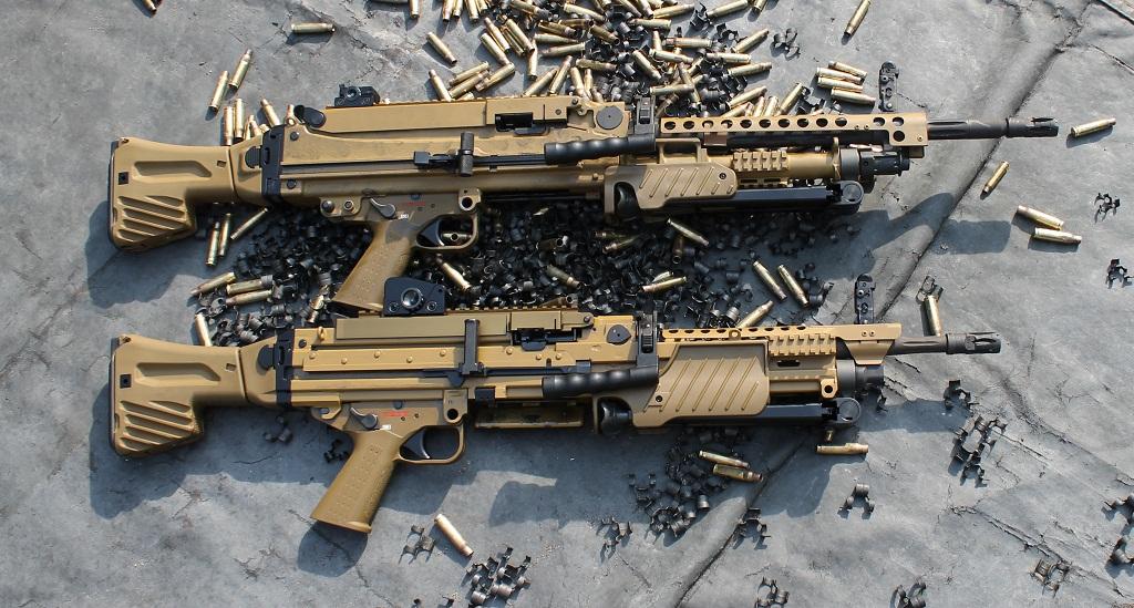 لتطوير الجيش  تونس HK121