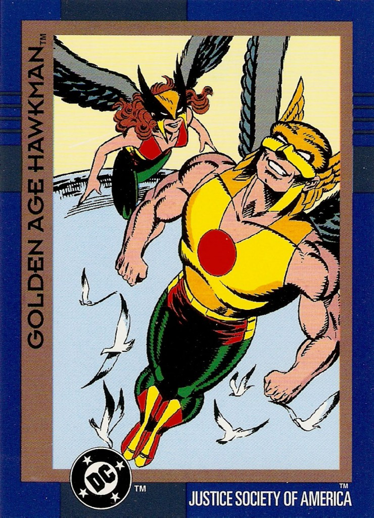 Justice Society of America: World's Greatest Heroes? - Page 2 Cosmic-Teams-Hawkman-740x1023