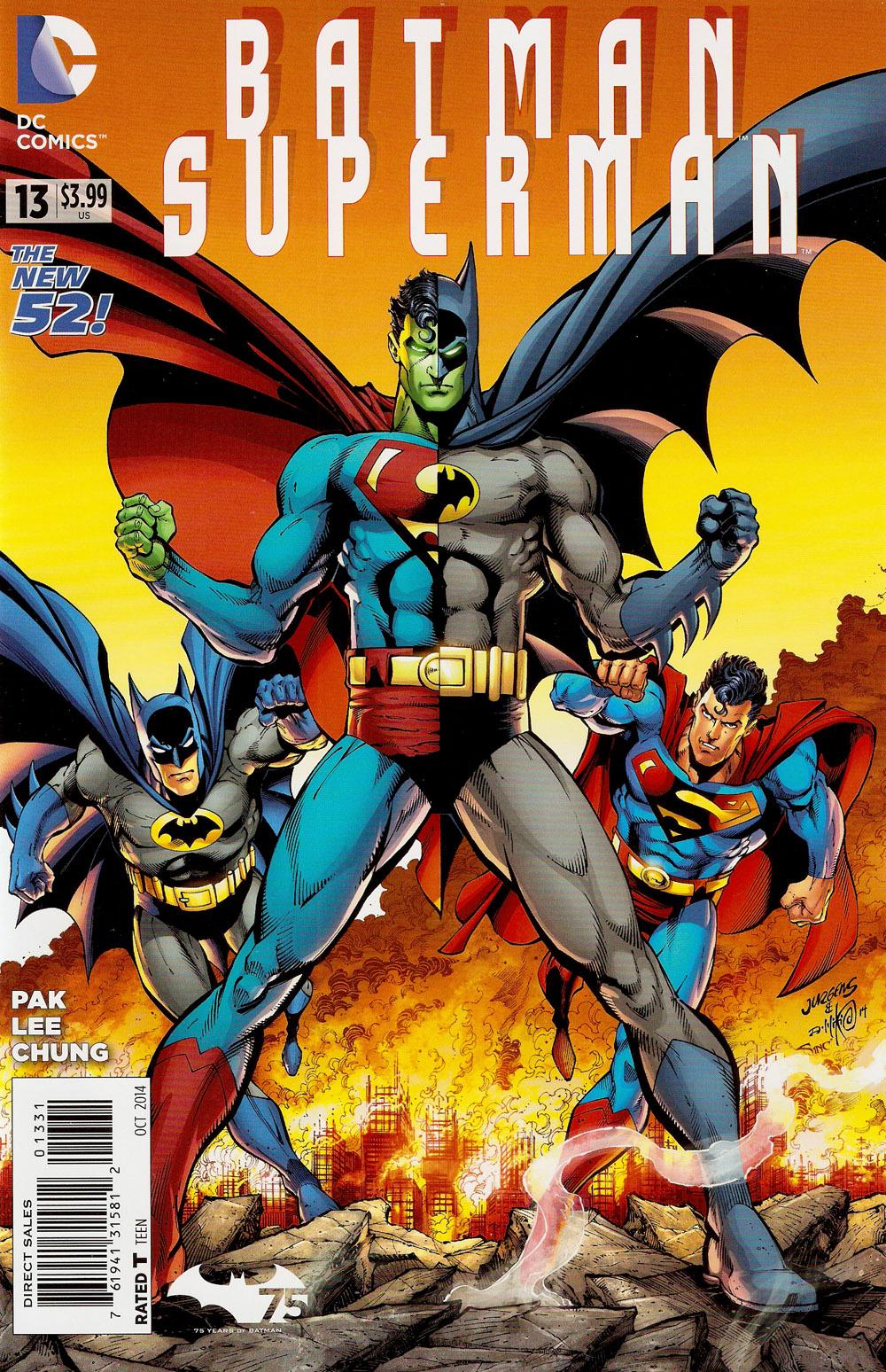 [Comics] Plagios , Homenajes o similes... - Página 4 Batman-Superman-015-Variant