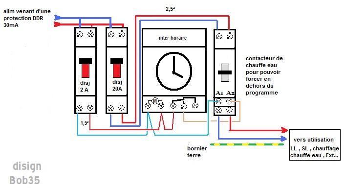 Branchement horloge sur chauffe-eau Schema-commande-contacteur-horloge