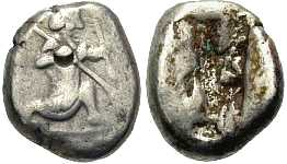 Siclo aqueménida tipo IIIb (desde Jerjes I a Artajerjes II) 81841p00