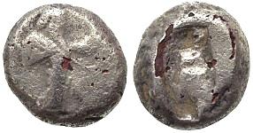 Siclo aqueménida tipo IIIb (desde Jerjes I a Artajerjes II) 29992p00