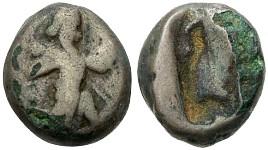 Siclo aqueménida tipo IIIb (desde Jerjes I a Artajerjes II) 37432p00