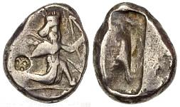 Siclo aqueménida tipo IIIb (desde Jerjes I a Artajerjes II) 49280p00