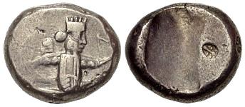 Siclo aqueménida de Dario II a Artajerjes II 49281p00