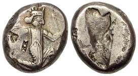 Siclo aqueménida de Dario II a Artajerjes II 49285p00