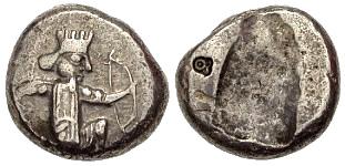 Siclo aqueménida de Dario II a Artajerjes II 49286p00