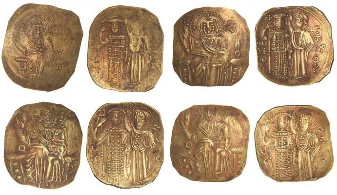 Monedas bizantinas en electrón falsas vendidas por Martí Hervera y Soler y LLach Normal_S_2073ae_coated-John_III-11-14b-H__90_%282016%29