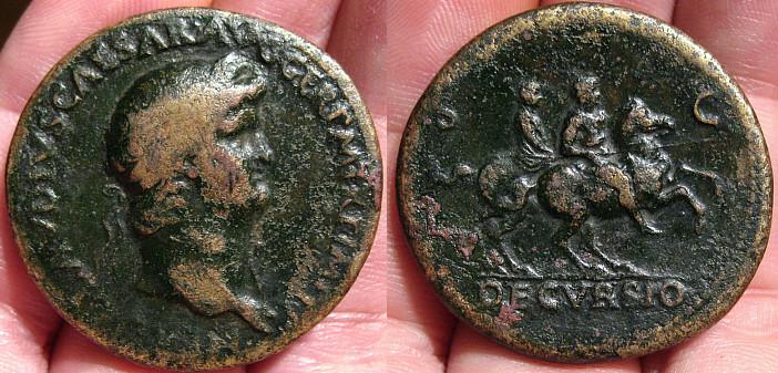 Quelques rondelles en trop chez Dionysos Roman31