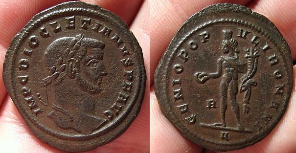 Quelques rondelles en trop chez Dionysos Roman33
