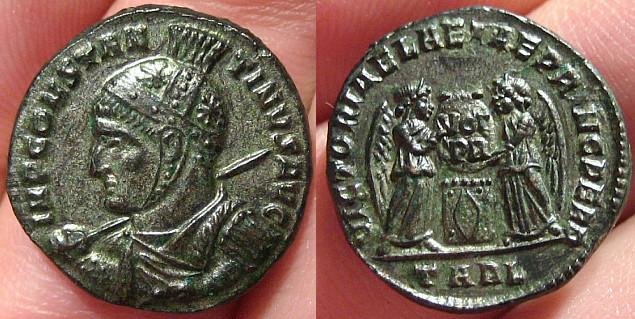 Quelques rondelles en trop chez Dionysos Roman35