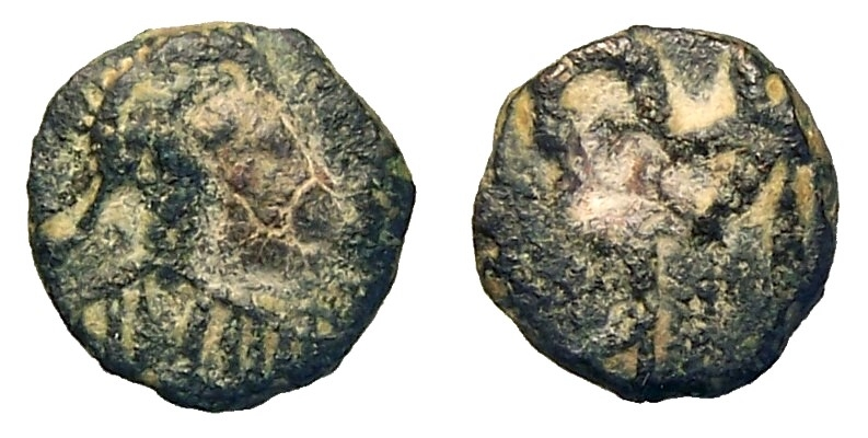 Nummus Hispánico del siglo VI-VII - (Crusafont grupo C)  Visigothic_Emerita1_ab