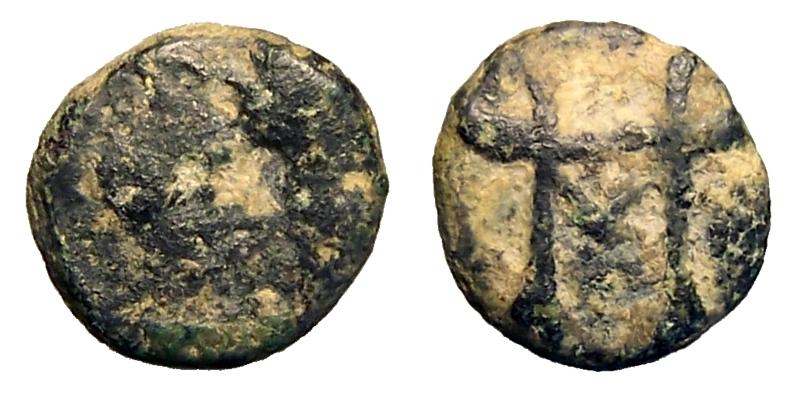 Nummus Hispánico del siglo VI-VII - (Crusafont grupo C)  Visigothic_Emerita2_ab