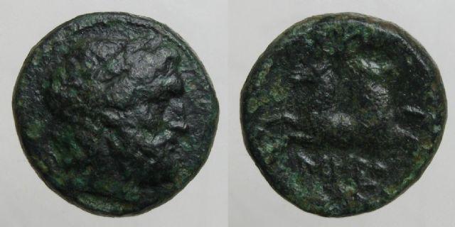 AE 19 de Perinthos, Tracia Perinthos%2C_Thrace%2C_ca__350_BC