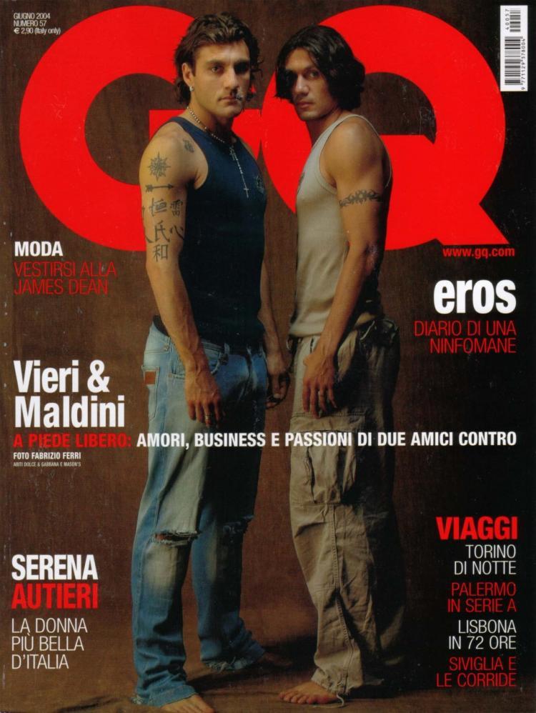 ¿Cuánto mide Chris Hemsworth? - Altura - Real height - Página 2 GQ-VieriMaldini-1-4-2004