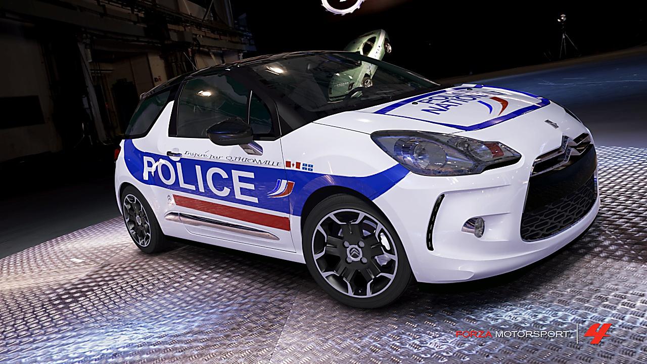 [Photos] Les citroen de la police Forza-motorsport-4-citroen-ds3-par-carter51-122338