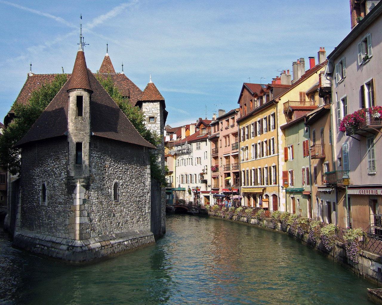 Культурные традиции Франции France_Annecy