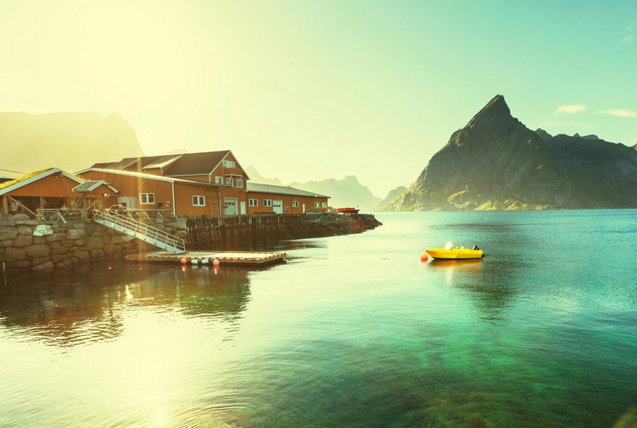 Роскошные пейзажи Норвегии - Страница 4 6f87242b695577347e1710c41ca1eebc