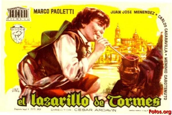Le roman picaresque ARDAVIN-Cesar-1959-El-lazarillo-de-Tormes-1-Jano