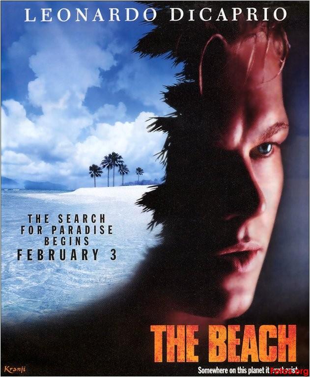 Filmski plakati - Page 3 Movie-Poster-The-Beach