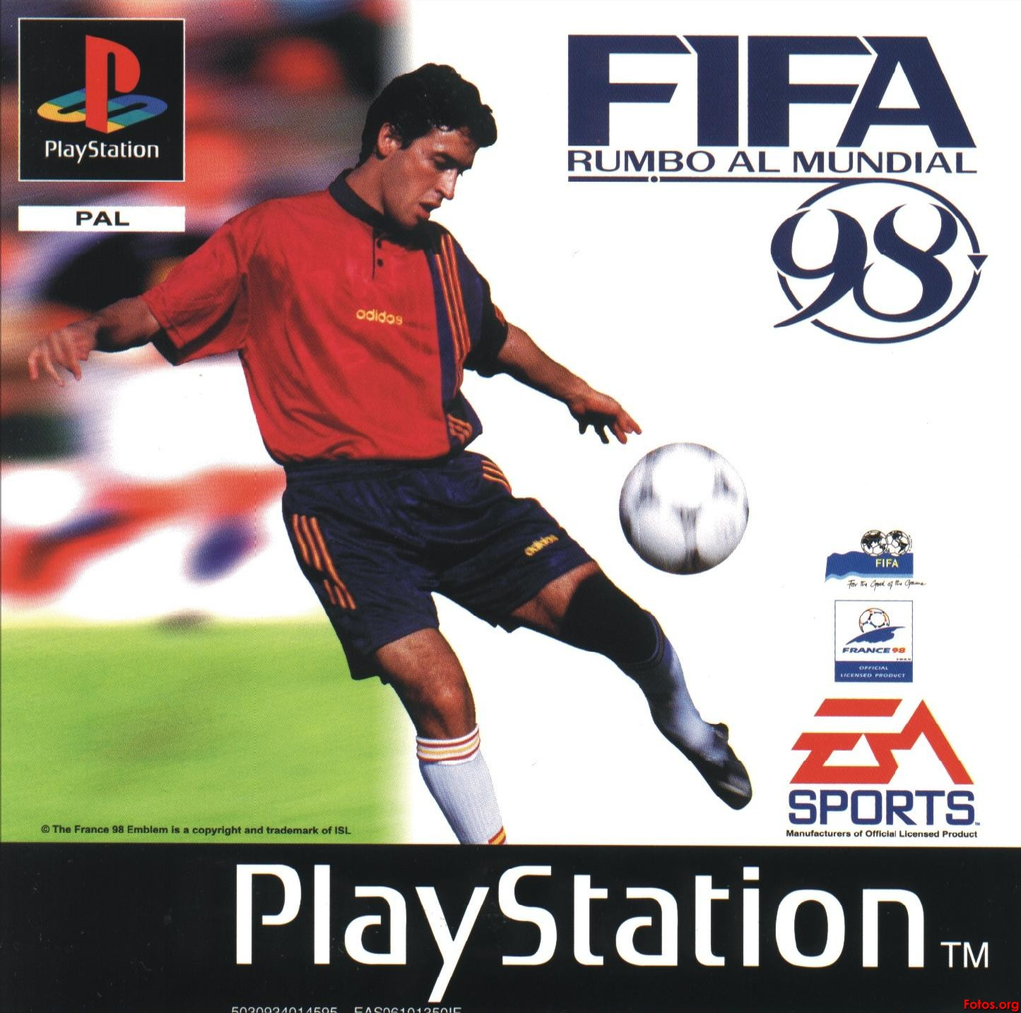 "Jeux ""multi-version"" black label PS1 Fifa-98-del-PSX"