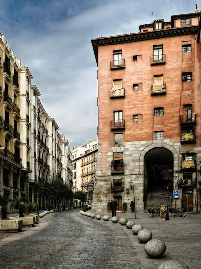 Tercera salida: el Madrid de los Habsburgo (I) ArcoDeCuchilleros